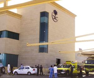 حريق محدود في مبنى «السعودية» بنجران