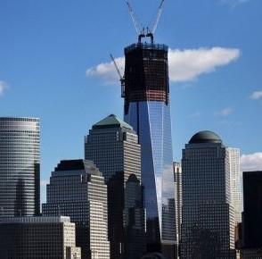 مركز التجارة العالمي في نيويورك الذي