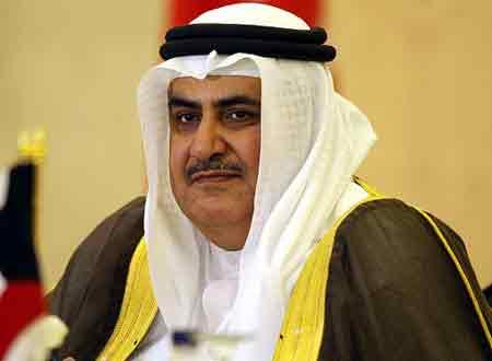 وزير خارجية البحرين: الولايات المتحدة ودول عربية خليجية تتفق على انشاء منظومة درع صاروخية موحدة