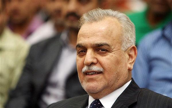 نائب الرئيس العراقي طارق الهاشمي يؤكد أنه سيعود إلى بلده
