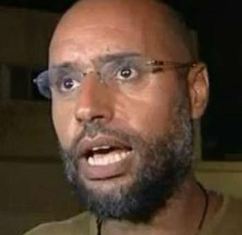 مصادر ليبية  تنفي  هروب سيف الاسلام  القذافى